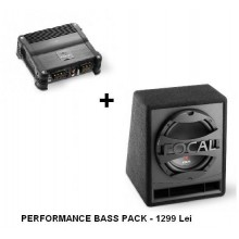 PERFORMANCE BASS PACK