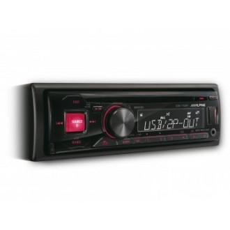 CD Player Mp3 Alpine CDE-170RR