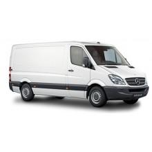 Mercedes Sprinter passo standard, high roof 2006+ Kit bare 10721 La Prealpina PROFESSIONAL si suport montare