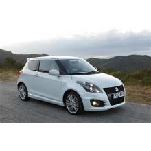Suzuki Swift 3, 5 doors 2006+ Kit bare transversale si suport montare