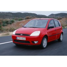 Ford Fiesta 5 doors 2002 Kit bare transversale si suport montare