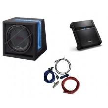 Alpine SBG-844BR + PMX-T320 + Kit alimentare