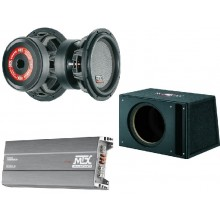 KIT COMPETITIE MTX 1800W RMS