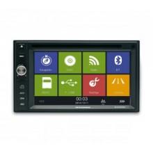 Macrom M-DVD5566 Sistem multimedia 2 DIN