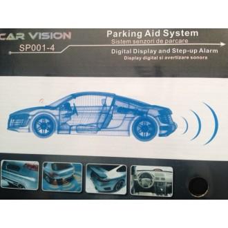Senzori de parcare spate CAR-VISION SP001-4