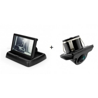 Camera marsarier + monitor Car-Vision