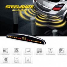 Senzori de parcare spate STEELMATE PTS410M8