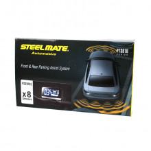 Senzori parcare fata-spate STEEL MATE PTS810V10