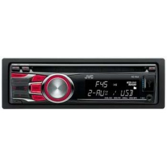 CD Player MP3 JVC KD-R45