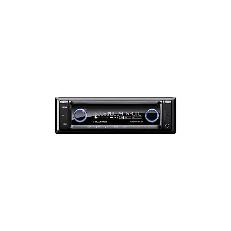 cd player blaupunkt toronto 420 bt. Black Bedroom Furniture Sets. Home Design Ideas