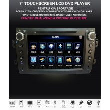 DVD MULTIMEDIA GPS SX4 NAVIGATIE BLUETOOTH